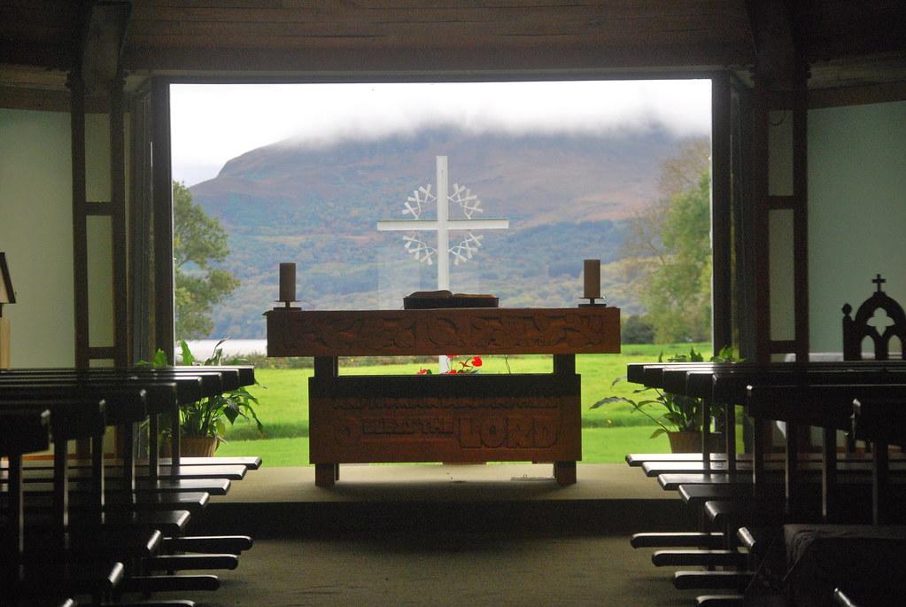 Fossa Church Killarney  Donal Cullinane  Flickr