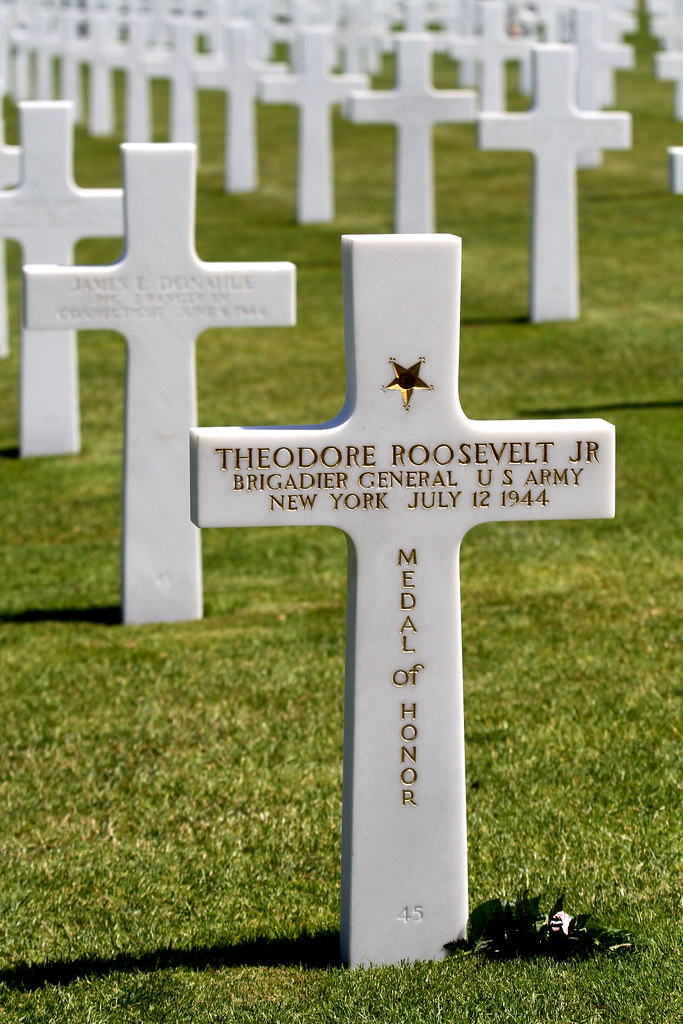 Theodore Roosevelt Jr  Brigadier General US Army