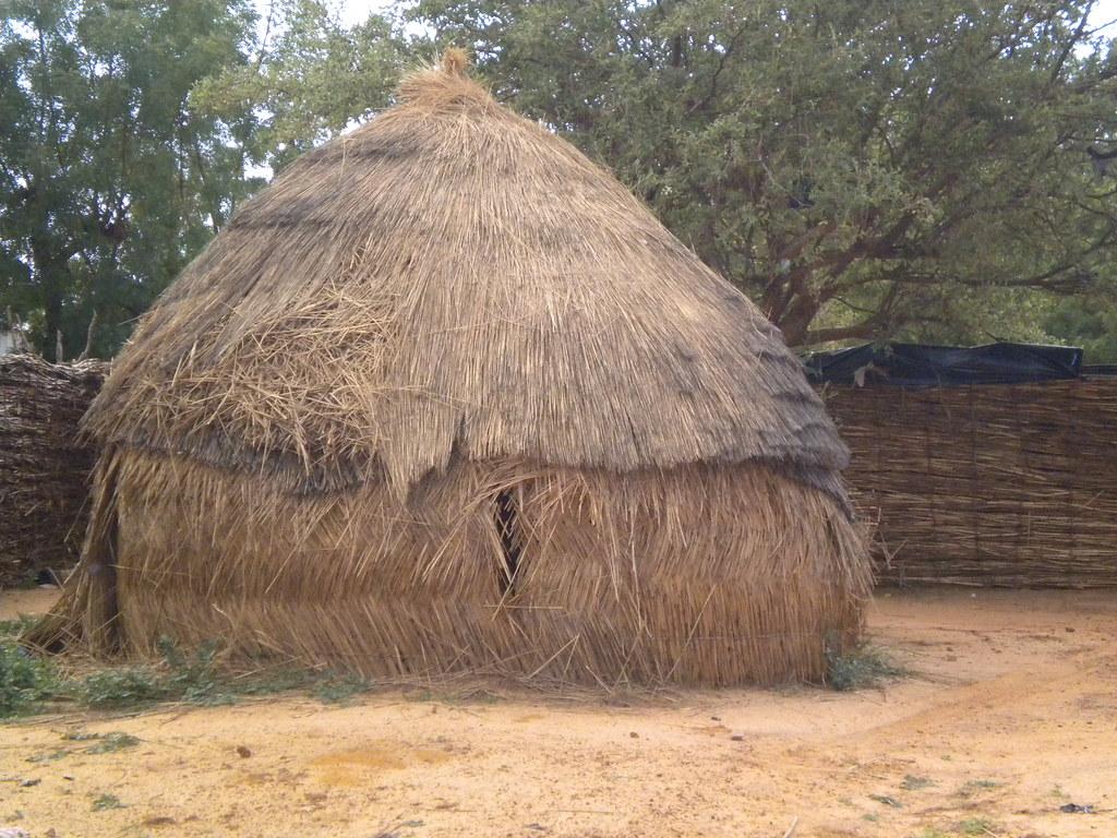 Traditional Houses Form Niger Oscar Quevedo Flickr