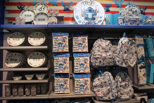 Wallpaper Cute Stuff Cool Stitch Merchandise In Planet M Tokyo Disneyland