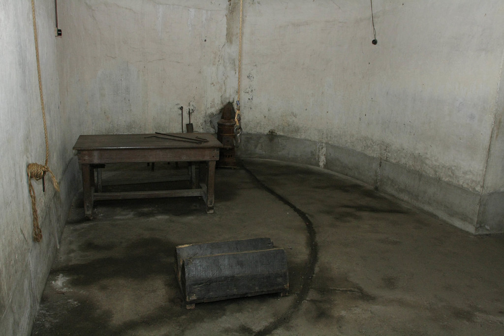 Belgique  Fort de Breendonk  Salle des tortures  Europe E  Flickr