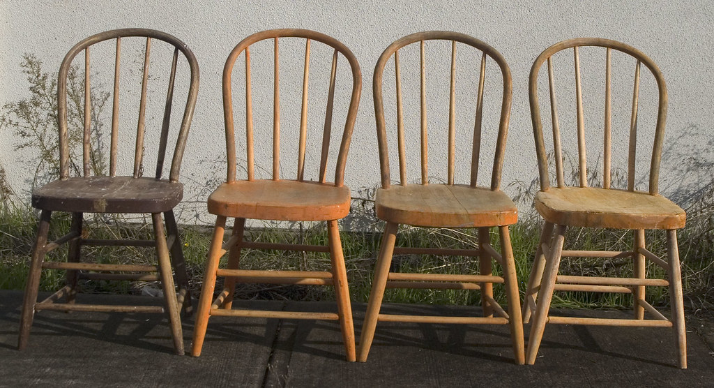 windsor kitchen chairs bedroom chair lilac bow back cottage or rustic primitive st flickr style c 1900 1930