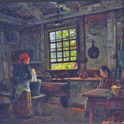 Pictures For The Kitchen Rubber Mat Old Colonial Wash (old Eliot House, Hyde Park, Ma ...