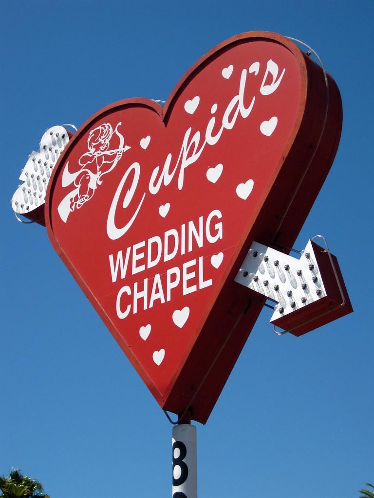 Cupids Wedding Chapel Las Vegas NV  Cupids Wedding Chap  Flickr