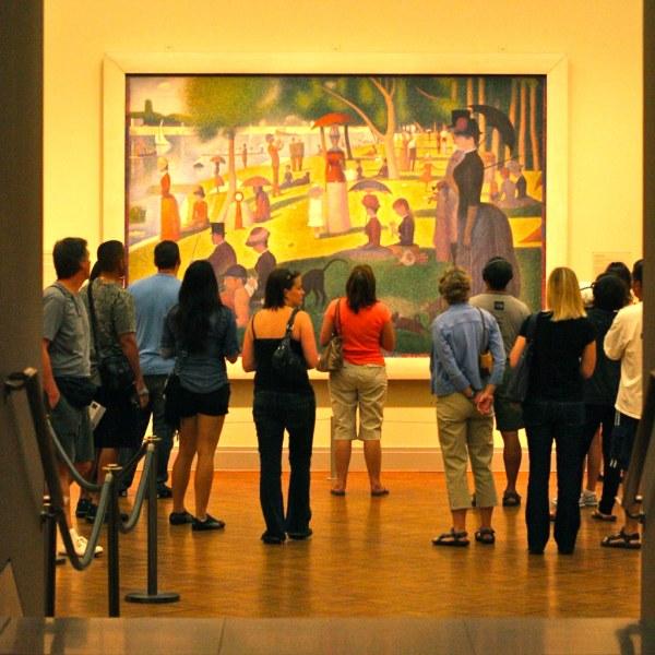 Georges Seurat Art Institute Chicago