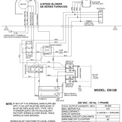 Nordyne Ac Wiring Diagram 66 Mustang Alternator Eb15b Instalation Instructions Coleman, Air Handler, Eb15b… | Flickr