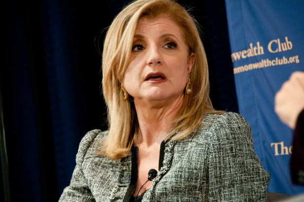 Image result for arianna huffington