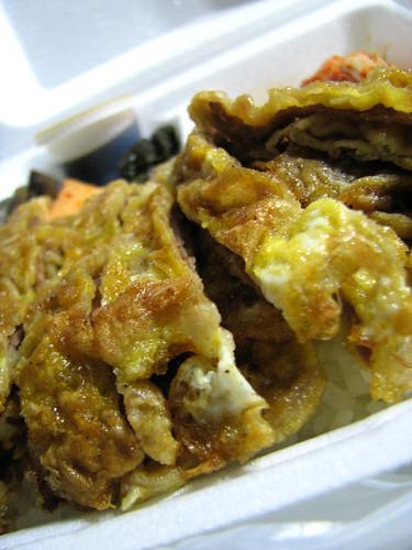 $499 Meat Jun Plate @ Chodang, Ala Moana, Honolulu, Hawai
