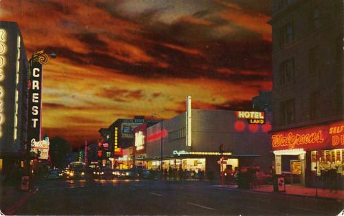K Street Sacramento 10th  K  DOWNTOWN SACRAMENTO