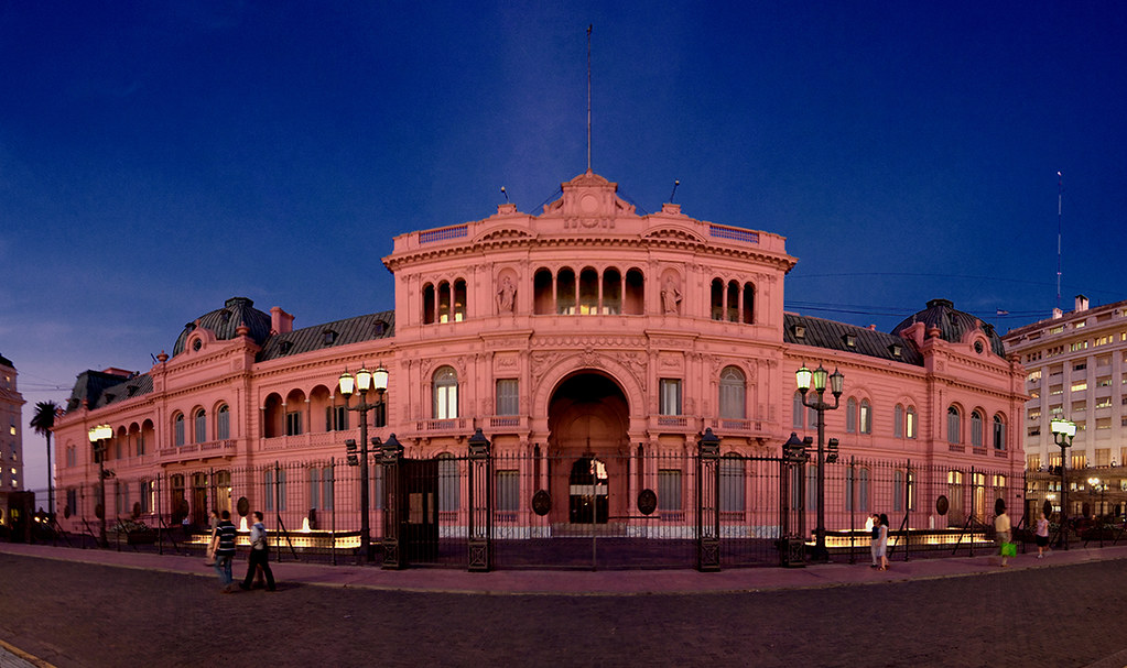 La Casa Rosada  La Casa Rosada Buenos Aires Argentina  Ryan Poole  Flickr