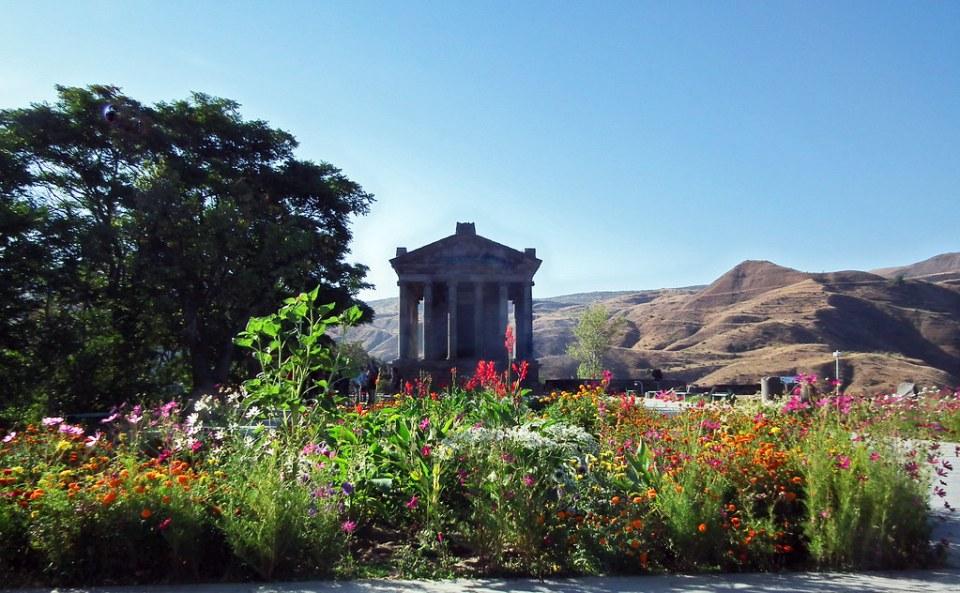 Templo Romano-Garni-Armenia 01
