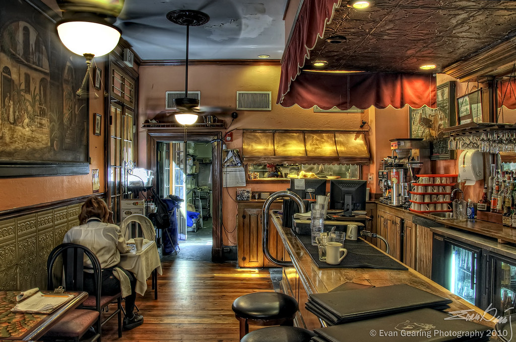 The Old Coffee Pot bar and kitchen New Orleans  For