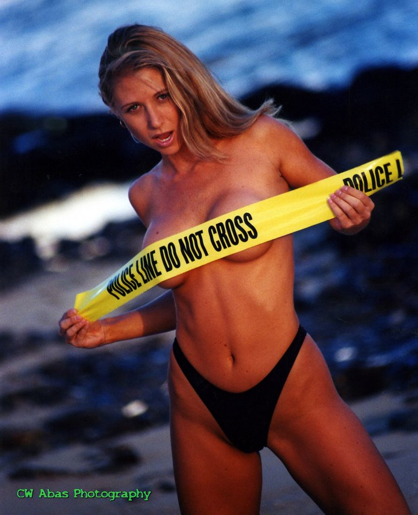 The Girls Of Hawaii 19931999  Kym Stys is now a stunt perf  Flickr