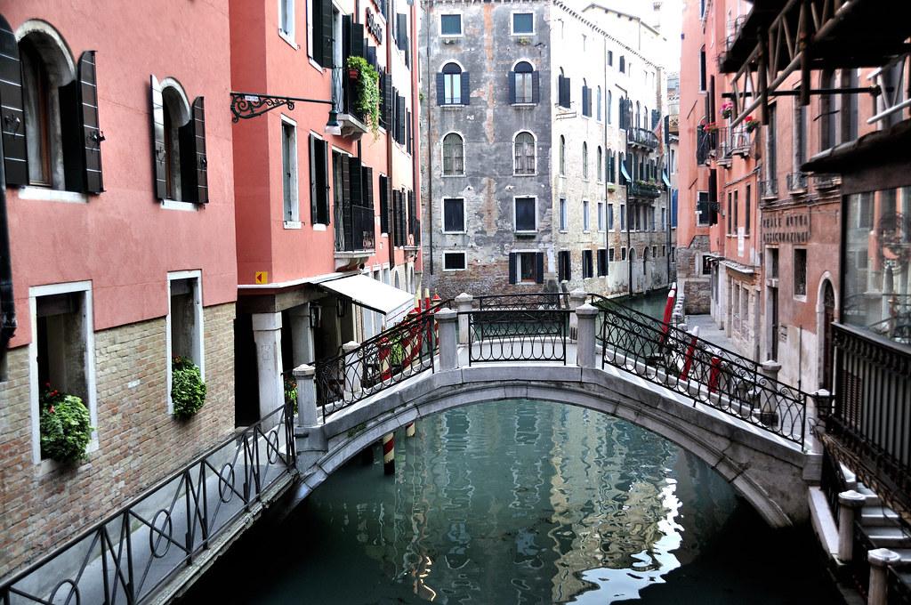 Venezia Venice Italy Creative Commons By Gnuckx The
