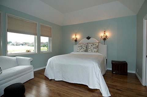 Soothing Bedroom Remodel  Wow Check out the raised ceiling  Flickr