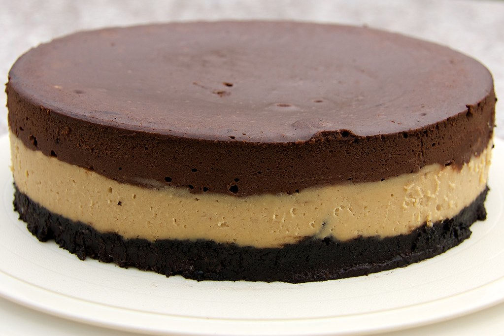 Chocolate Peanut Butter Cheesecake The Other Dessert I