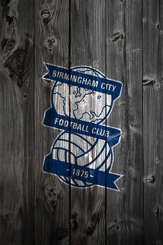 Wallpaper Iphone X Hd Birmingham City Fc Wood Iphone 4 Background Logo On Wood