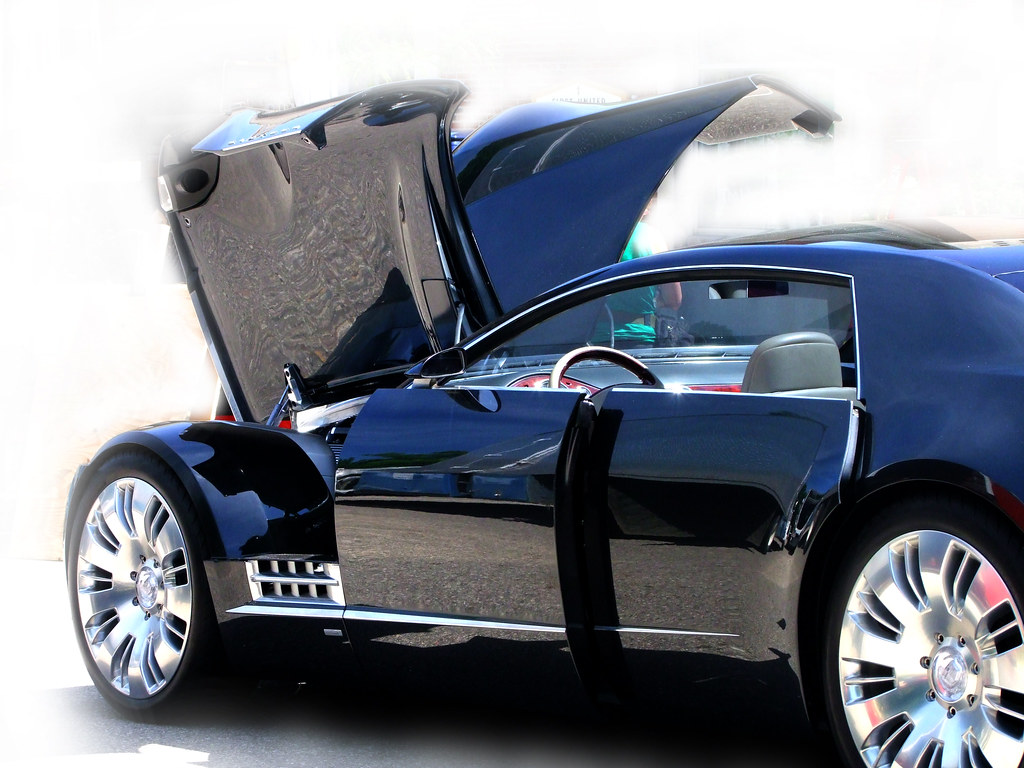Cadilac G16 Hugh Jackman S Car For The Movie Quot Real Steel