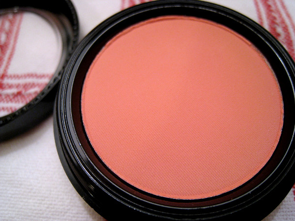 Gabriel Cosmetics Apricot Blush Review Here