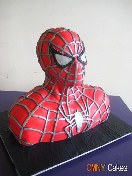 Spiderman Cake Keywords Spiderman Superhero Comics