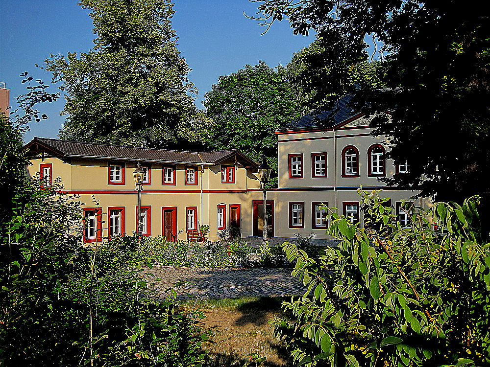 Kavaliershaus Chemnitz Salzstrae 54  Obwohl die rtlichkei  Flickr