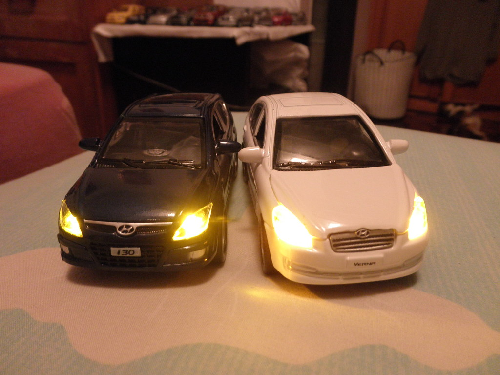 Hyundai Toy Cars With Headlights For RM 2590 815 USD