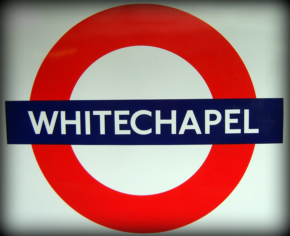 Whitechapel Tube Station Home Of Jack The Ripper My