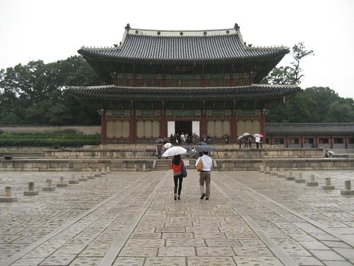 Patrimonio de la Humanidad en Asia y Oceanía. Corea del Sur. Complejo del palacio de Ch'angdokkung.