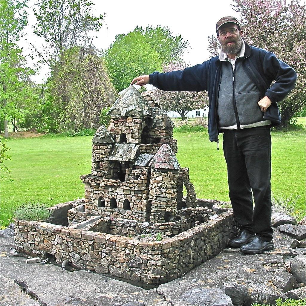 Harry Barbers Miniature Castles 1920s66  origamidon   Flickr