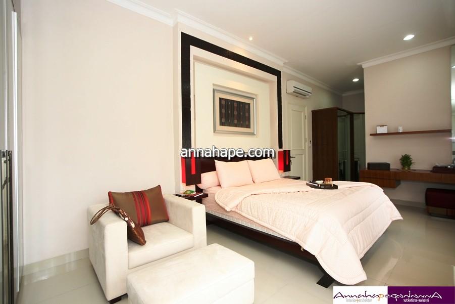 Foto Gambar Kamar Tidur Ruang Tidur Utama Master Bedroom