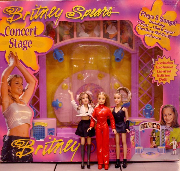 Britney Spears Dolls And Stage Jacob Auston