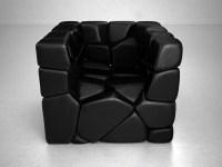 The Vuzzle: Unique Transformable Chair by Christopher Dani ...