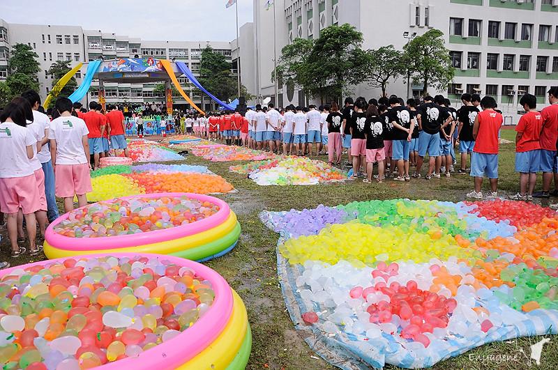 100520 內湖高中 水球大戰07 | Wei-Chun (維君) Chang (張) | Flickr