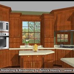 Kitchen Cost Appliance Package 3d Computer Rendering - (sketchup Rendering)   Flickr