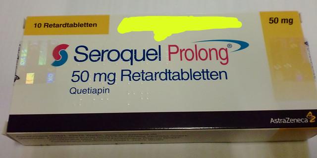 Seroquel 100 Mg Get You High