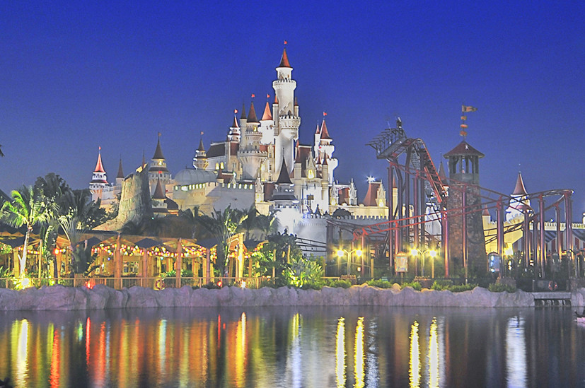 Universal Studios Singapore  Disney  A night out at