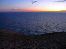 Breathe deep the sun's last sighs | The Lake Michigan ...
