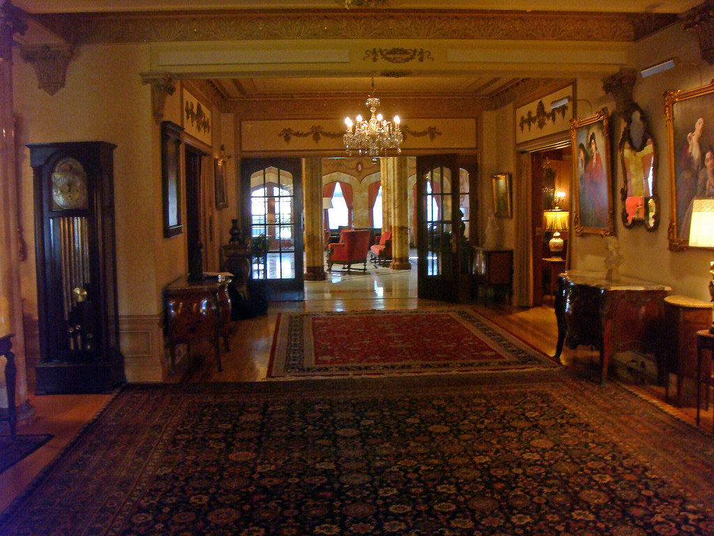 04a 8 Chester Pl  Doheny Mansion  HCM30  Foyer E  Flickr
