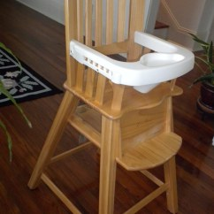 Eddie Bauer High Chairs Swivel Chair Hunting Wood Highchair Sturdy From Edd Flickr By W2scott