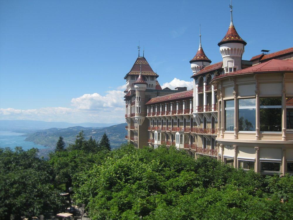 Caux Palace Switzerland  Project 42365  Im again on Fli  Flickr
