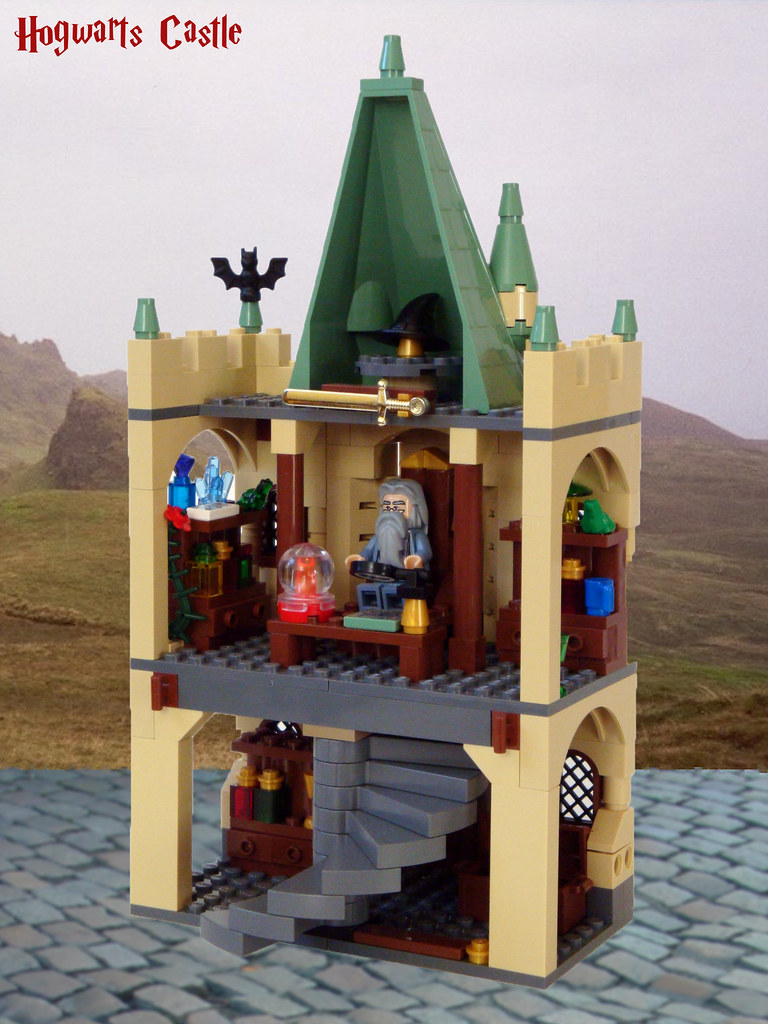 LEGO Harry Potter 4842 Hogwarts  Dumbledores Office and