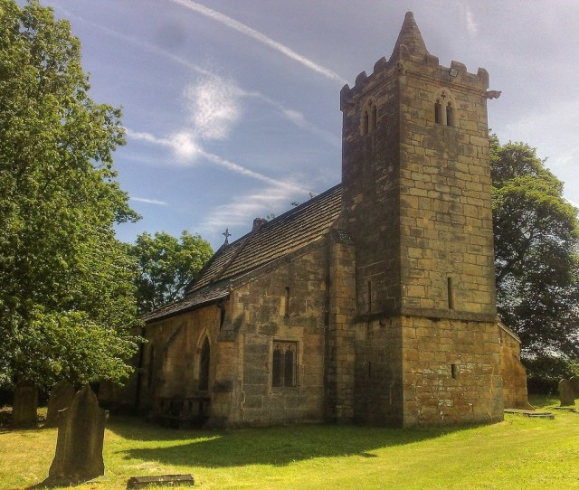 All Saints Church Frickley Doncaster Yorkshire By Woodytyke