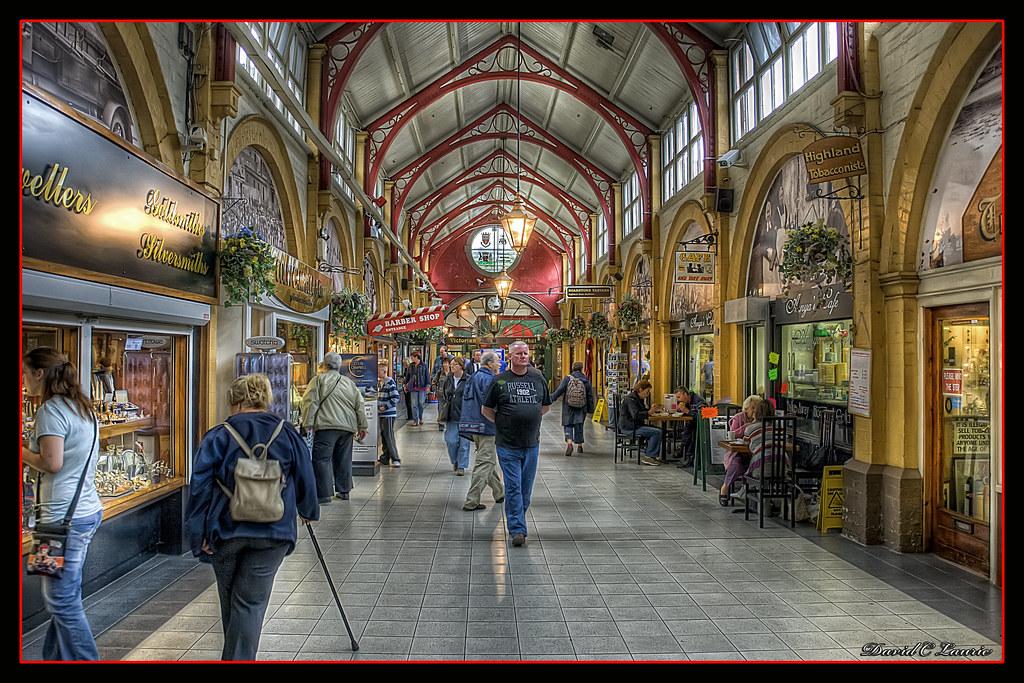 Inverness Victorian Market The Victorian Market Inverness Flickr