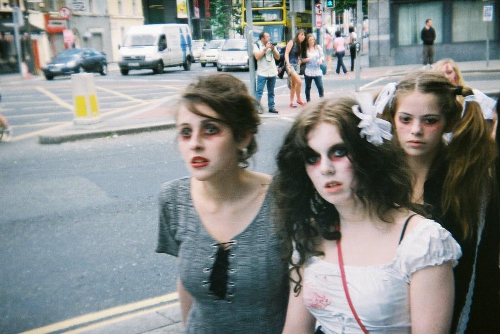 sad zombies kevin flickr