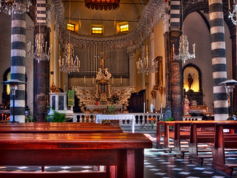 St John's, Monterosso
