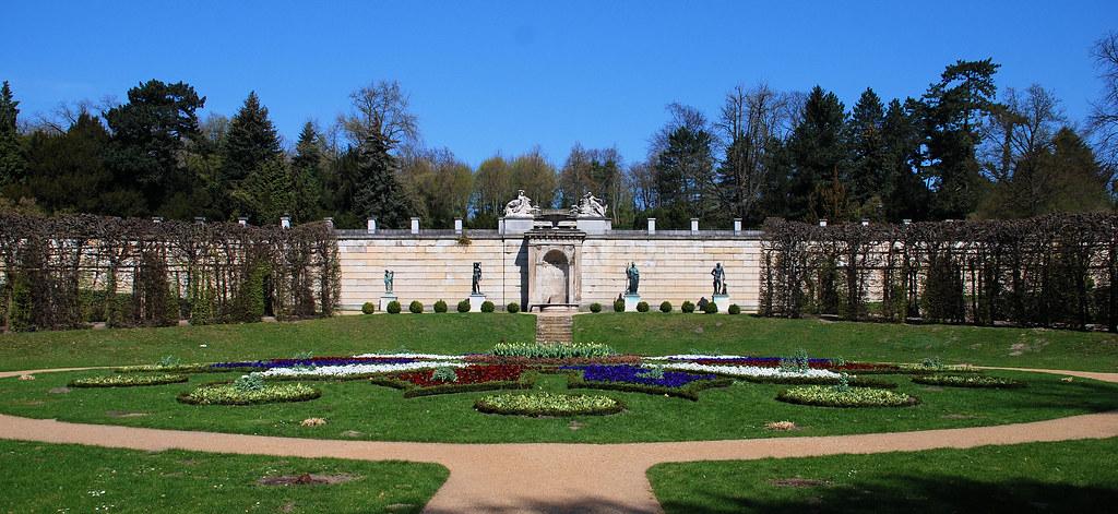 Potsdam, Park Sanssouci,sizilianischer Garten