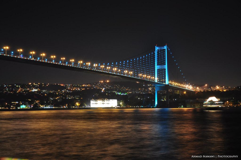 Bosphorus Bridge Istanbul Turkey Twitter Facebook Page