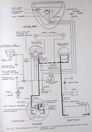 Wiring Diagram  Lucas Magdyno | Jeff | Flickr