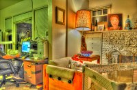 Living Room HDR | My crazy cluttered living room in HDR ...