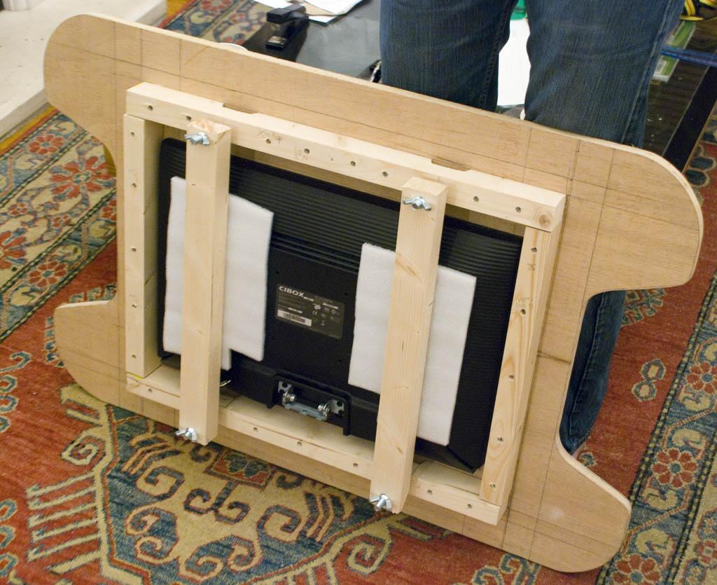 Cocktail Arcade Cabinet Build 0  Alex Aylesbury  Flickr
